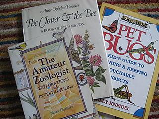 Amateur zoologist obkk stack