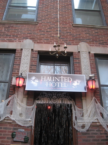 Haunted hotel two