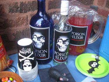 Poison elixir