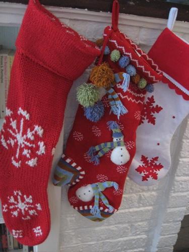 Empty stockings