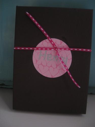 Henry binth box