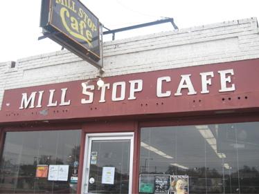 Mill stop pueblo