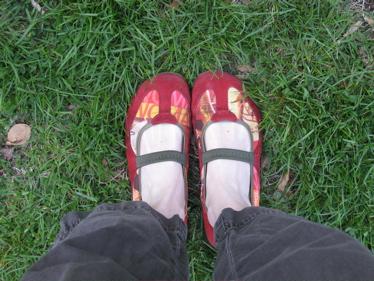 My feet at 42