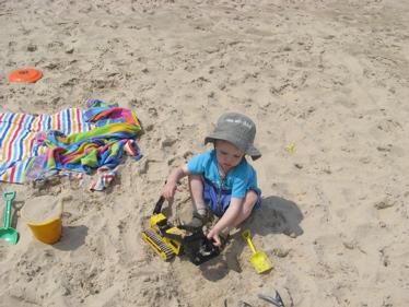 Ben digger beach