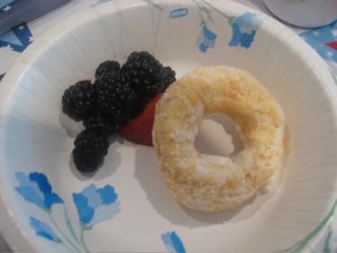 Buttermilk doughnut