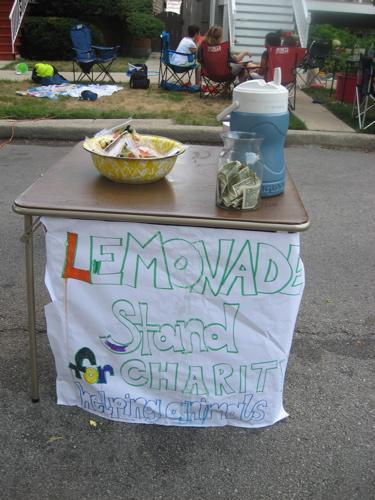 Block party lemonade
