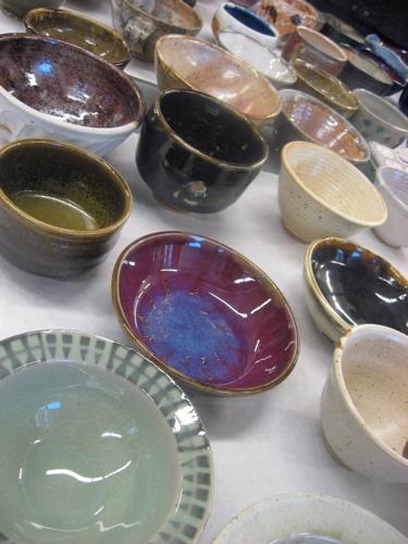 Empty bowls at lill street
