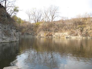 Stearn quarry quiet shot