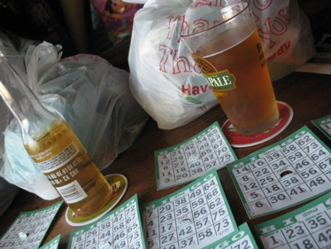 Beer and bingo