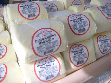 Dutch country butter