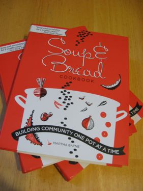 Soup & bread cookbook