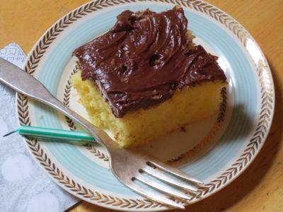 Cake take two