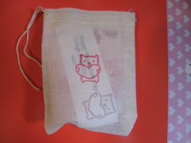 Vday finished bag