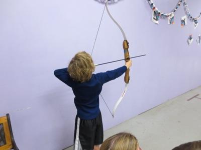 Archery sam