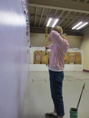 Archery bonnie 2