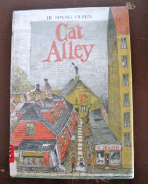 Cat alley cover