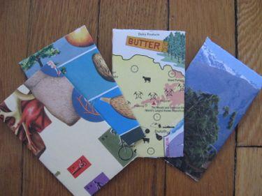 Mini envelopes all 4