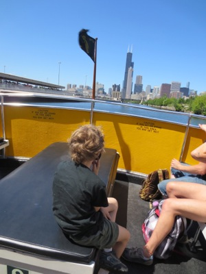 Water taxi sam