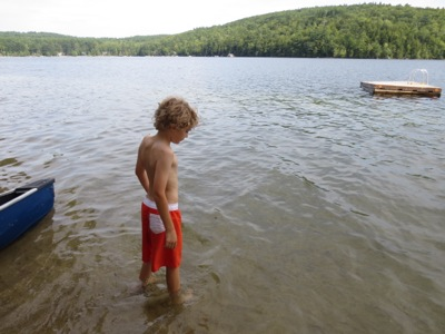Sam at squam