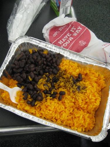 La_teresita_beans_and_rice
