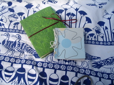 Green_and_flower_books_from_heather